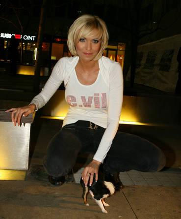 Hana Mašlíková fotí v Turecku